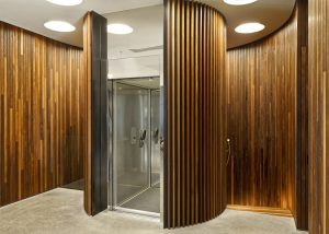Luxury homes in Australia: the Pole House elevator